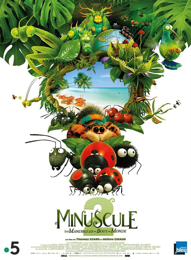 Minuscule 2 : Les mandibules du bout du monde (BANDE-ANNONCE) Le 30 janvier 2019 au cinéma