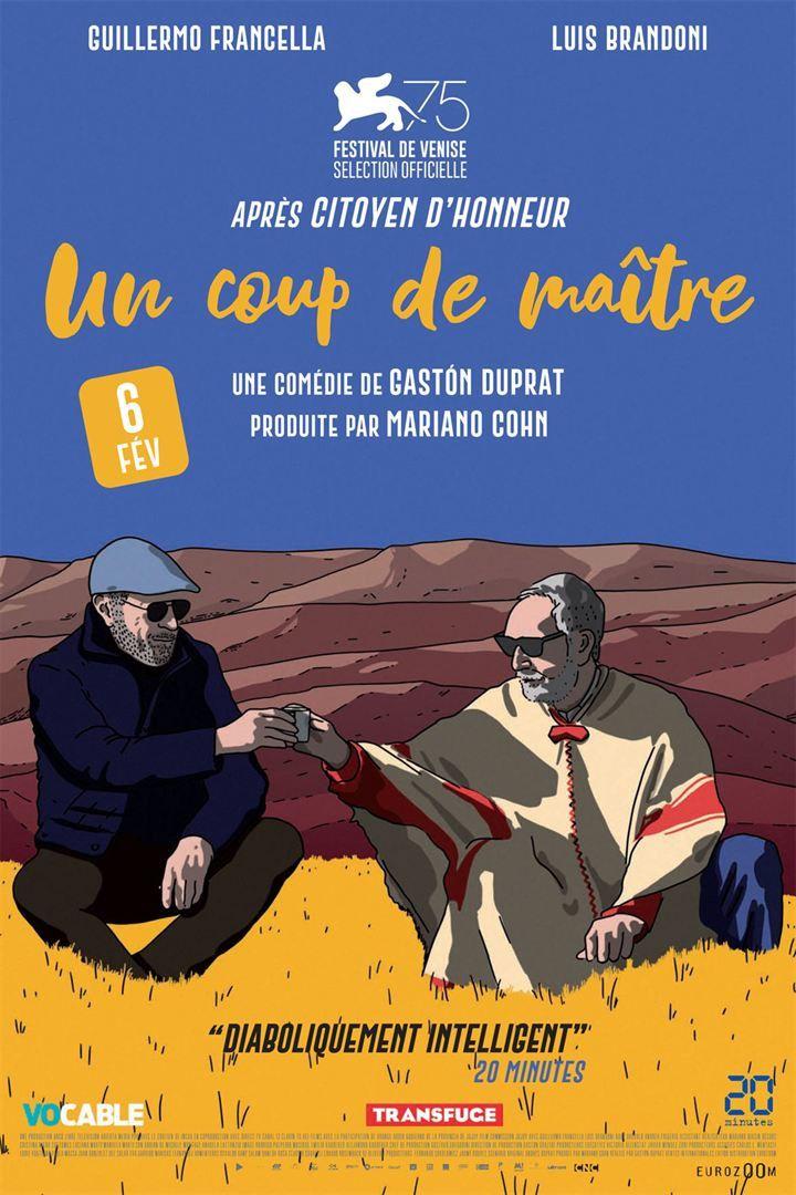 Un coup de maître (BANDE-ANNONCE) de Gastón Duprat - Le 6 février 2019 au cinéma (Mi Obra Maestra)