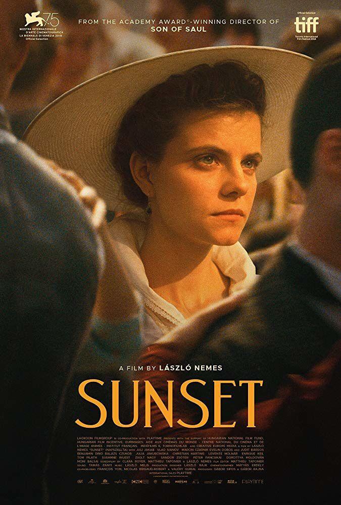 SUNSET (BANDE-ANNONCE) de László Nemes - Le 20 mars 2019 au cinéma