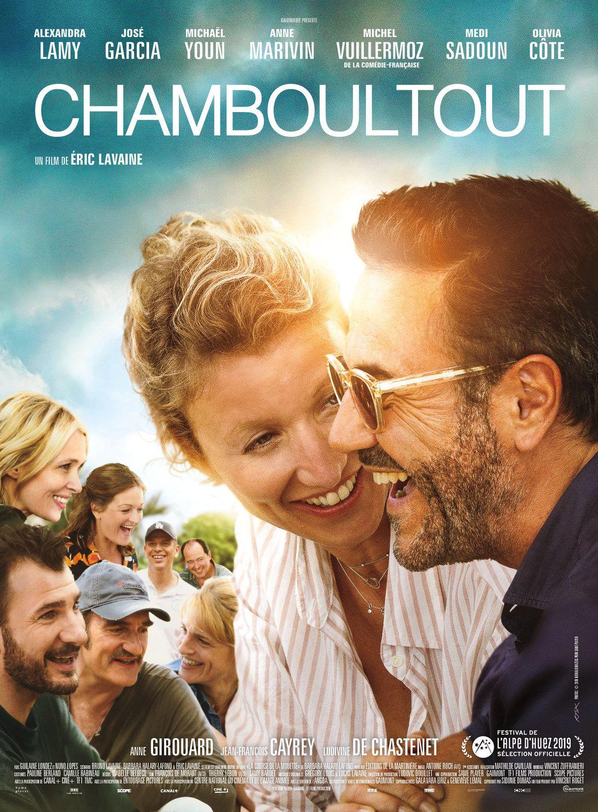 CHAMBOULTOUT (BANDE-ANNONCE) avec Alexandra Lamy, José Garcia, Michaël Youn - Le 3 avril 2019 au cinéma