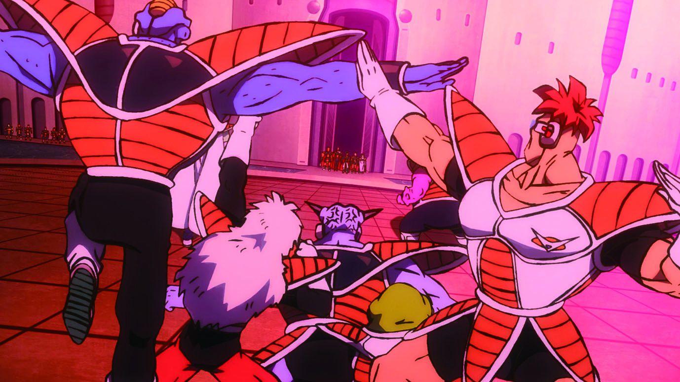 Dragon Ball Super : Broly (BANDE-ANNONCE) de Tatsuya Nagamine - Le 13 mars 2019 au cinéma