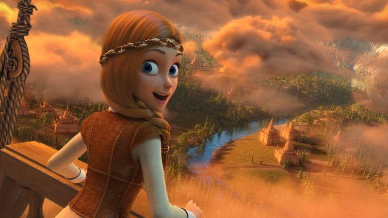 La princesse des glaces, le monde des miroirs magiques (BANDE-ANNONCE) Le 17 avril 2019 au cinéma