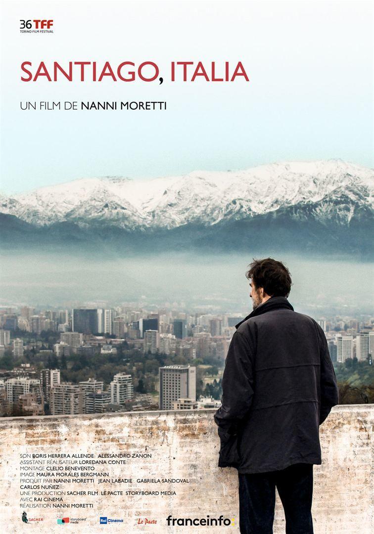Santiago, Italia (BANDE-ANNONCE) Documentaire de et avec Nanni Moretti - Le 27 février 2019 au cinéma