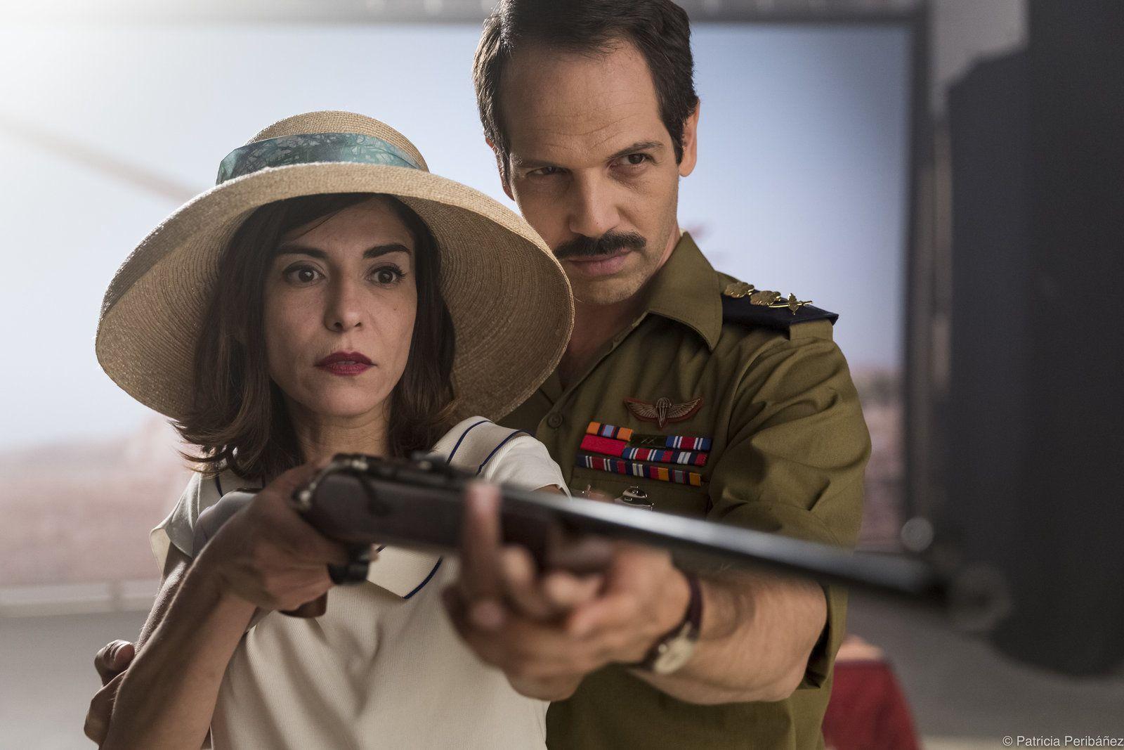 TEL AVIV ON FIRE (BANDE-ANNONCE) de Sameh Zoabi - Le 3 avril 2019 au cinéma