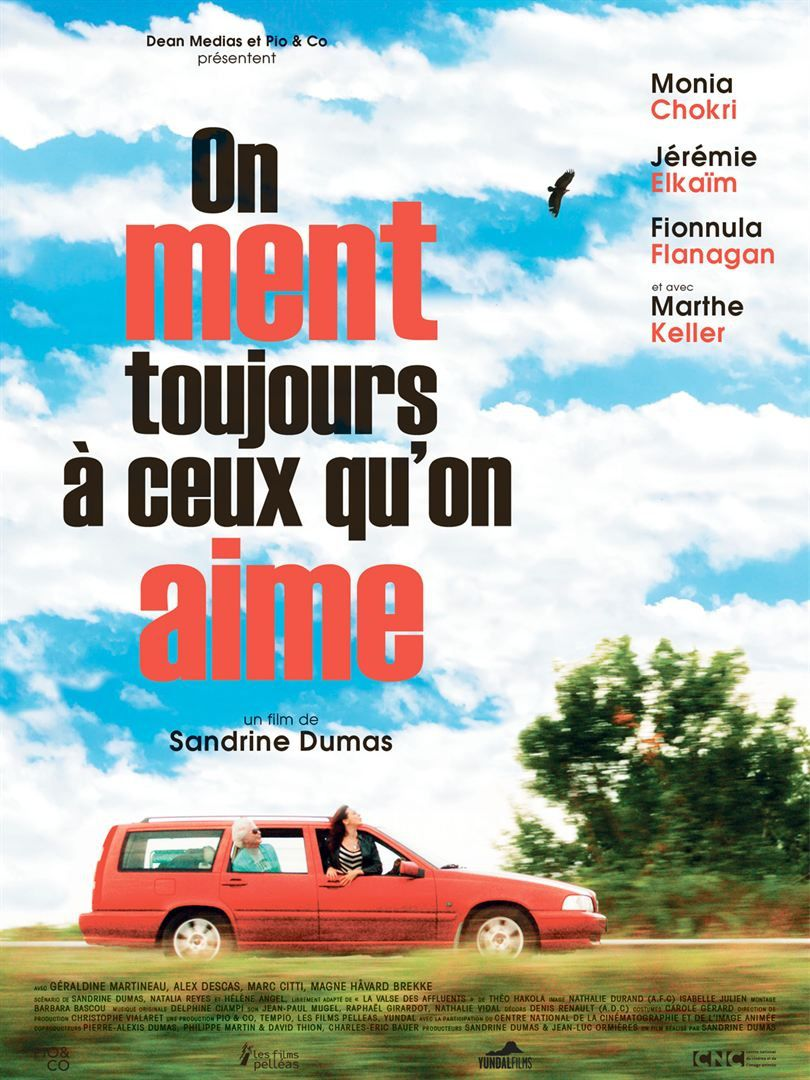 On ment toujours à ceux qu'on aime (BANDE-ANNONCE) avec Monia Chokri, Jérémie Elkaïm, Marthe Keller - Le 6 mars 2019 au cinéma