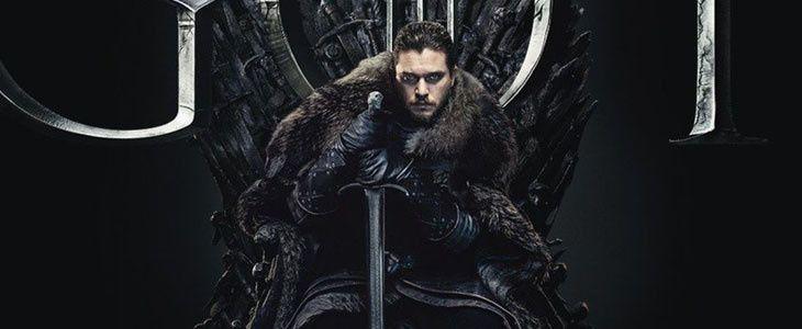 Game of Thrones - Saison 8 (BANDE-ANNONCE) avec Kit Harington - Le 14 avril 2019 sur HBO