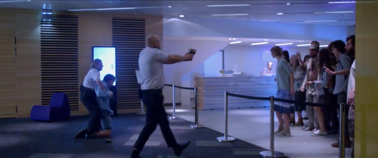 Aniara : L'Odyssée Stellaire (BANDE-ANNONCE) avec Emelie Jonsson, Arvin Kananian, Jamil Drissi - Actuellement en DVD et VOD
