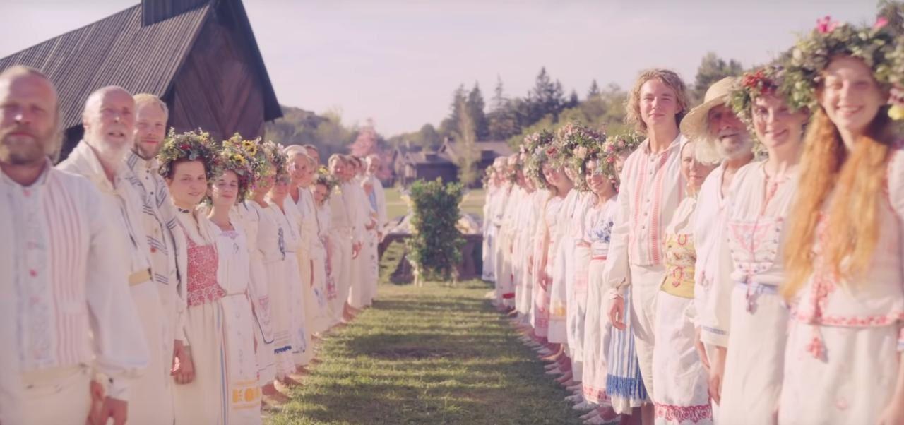 MIDSOMMAR (BANDE-ANNONCE + 3 EXTRAITS) avec Jack Reynor, Florence Pugh, Will Poulter - LE 31 JUILLET 2019 AU CINEMA