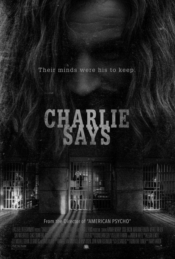 Charlie Says (BANDE-ANNONCE) avec Hannah Murray, Suki Waterhouse, Matt Smith