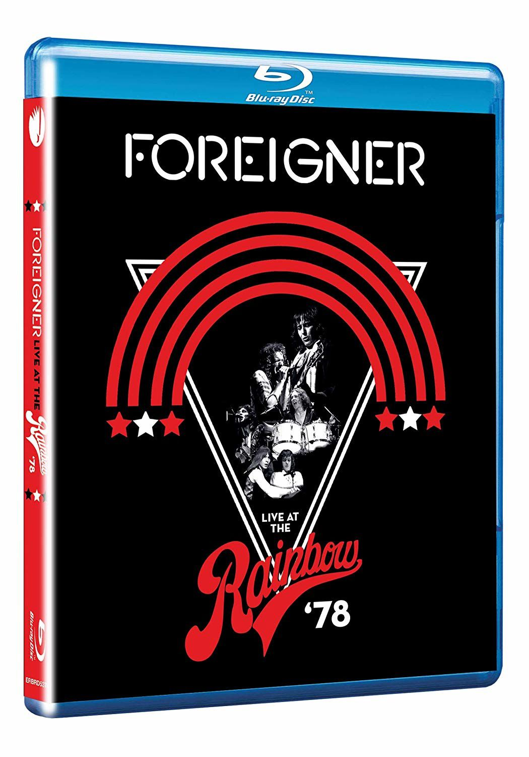 Foreigner - Live At The Rainbow '78 - Actuellement en DVD