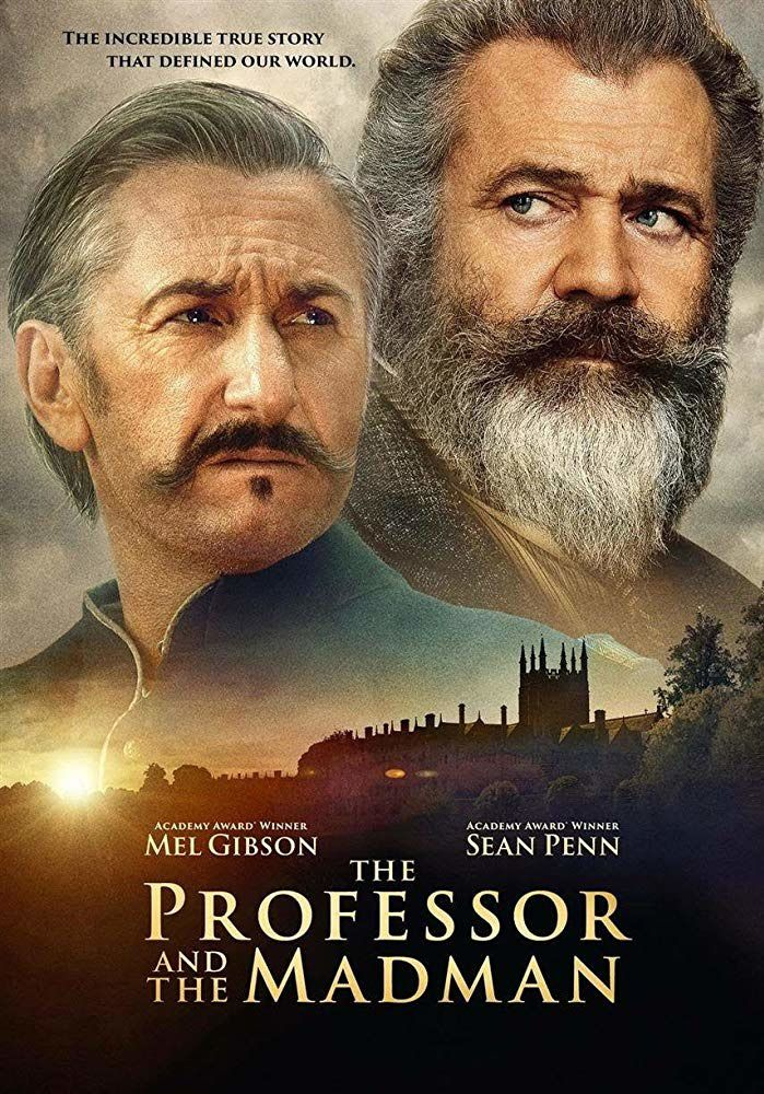 The Professor and the Madman (BANDE-ANNONCE) avec Sean Penn, Mel Gibson, Natalie Dormer