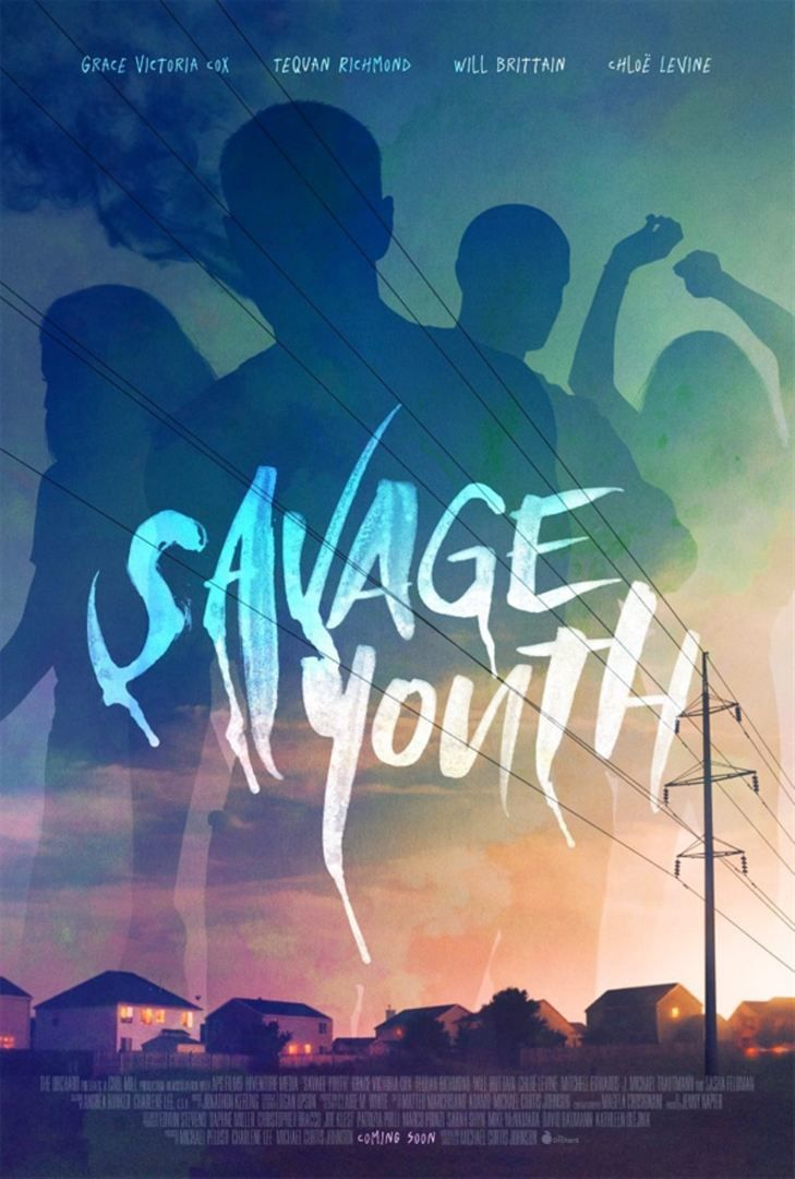 Savage Youth (BANDE-ANNONCE) avec Grace Victoria Cox, Tequan Richmond, Will Brittain