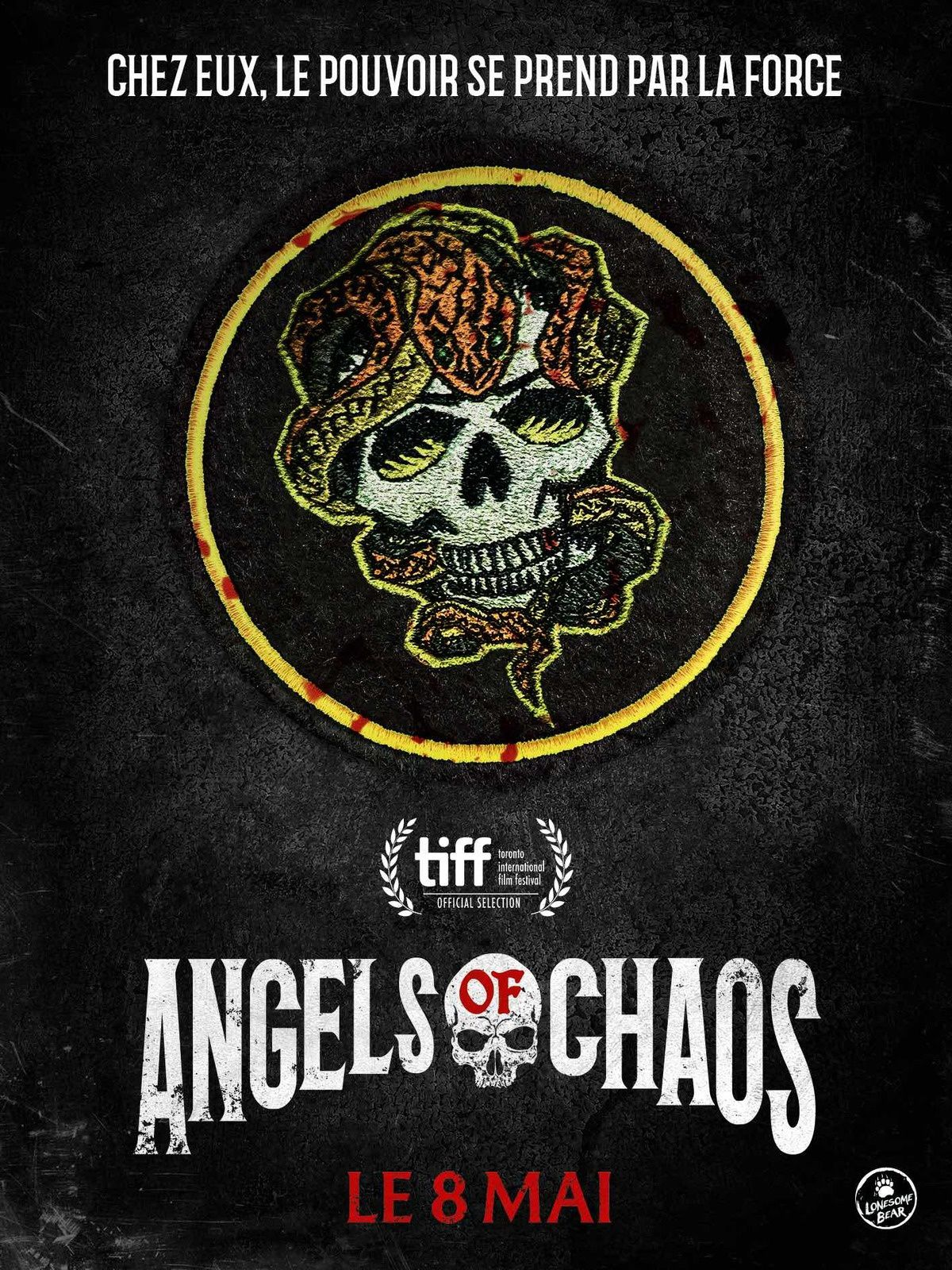 ANGELS OF CHAOS : les SONS OF ANARCHY australiens arrivent en France le 8 mai 2019 !