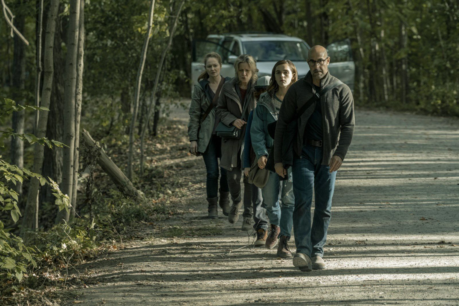 The Silence (BANDE-ANNONCE) avec Stanley Tucci, Kiernan Shipka - Le 12 avril 2019 sur Netflix