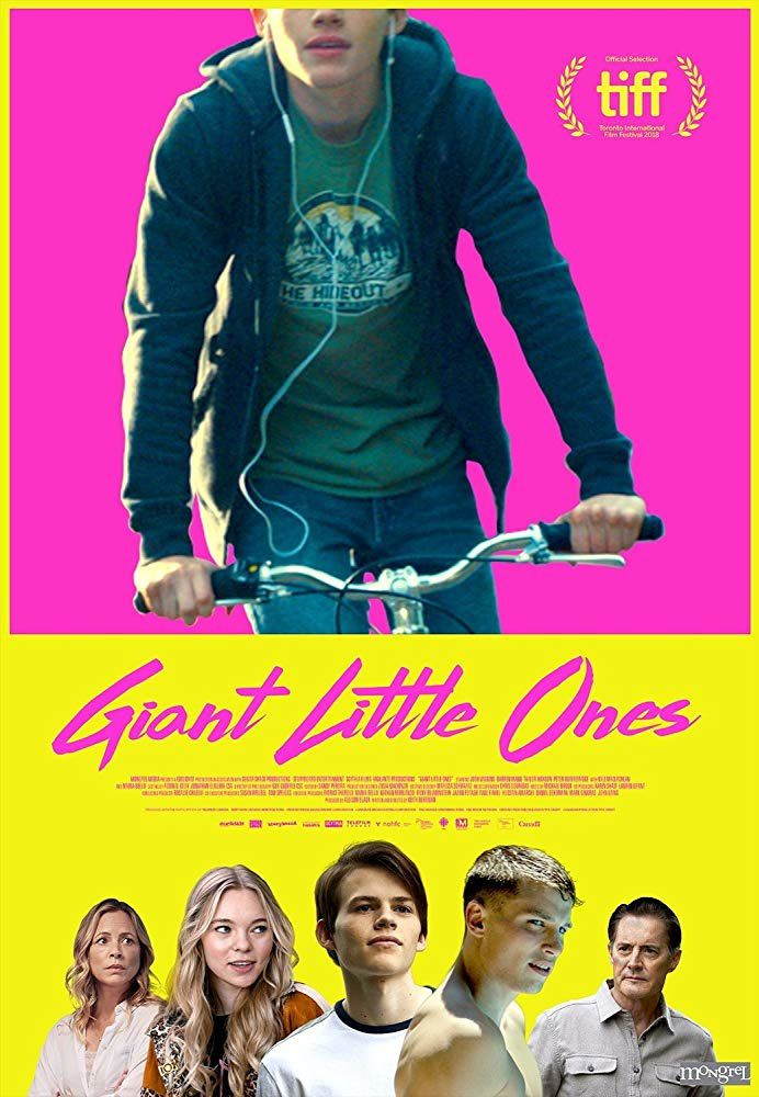 Giant little ones (BANDE-ANNONCE) avec Maria Bello, Kyle MacLachlan, Josh Wiggins