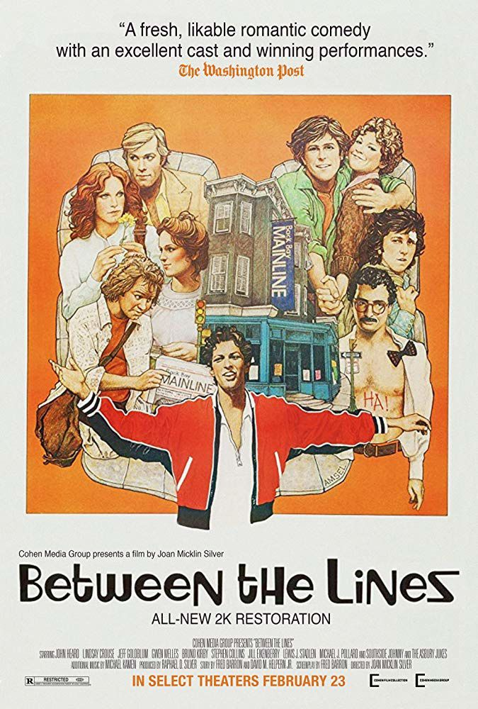 Between the Lines (BANDE-ANNONCE) avec Jeff Goldblum, Lindsay Crouse, John Heard
