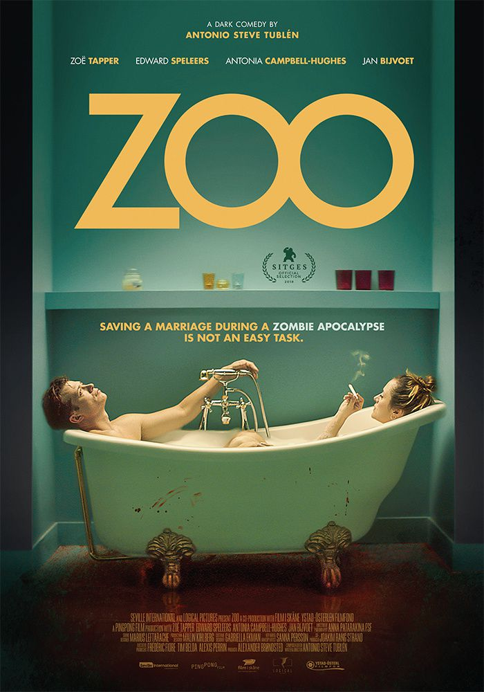 ZOO (BANDE-ANNONCE) avec Zoë Tapper, Ed Speleers, Antonia Campbell-Hughes