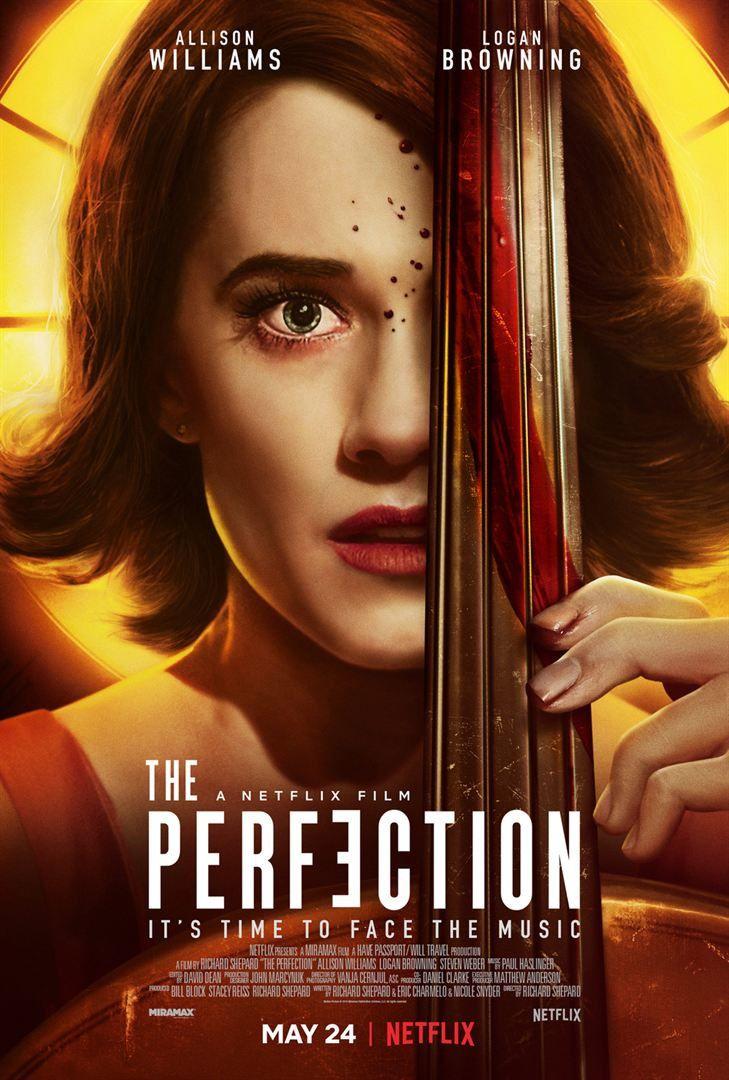 The perfection (BANDE-ANNONCE) avec Allison Williams, Alaina Huffman, Steven Weber - Le 24 mai 2019 sur Netflix