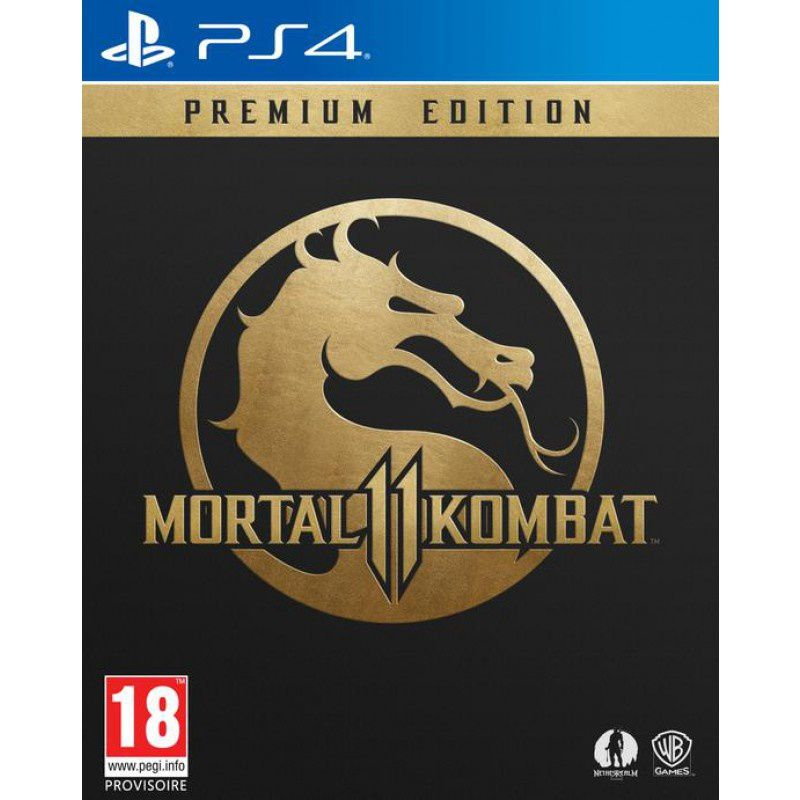Mortal Kombat 11 (BANDE-ANNONCE de lancement) Le 23 avril 2019