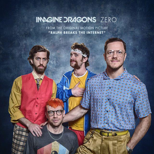Imagine Dragons - Zero (CLIP B.O.F. : Ralph 2.0 - Ralph Breaks The Internet)