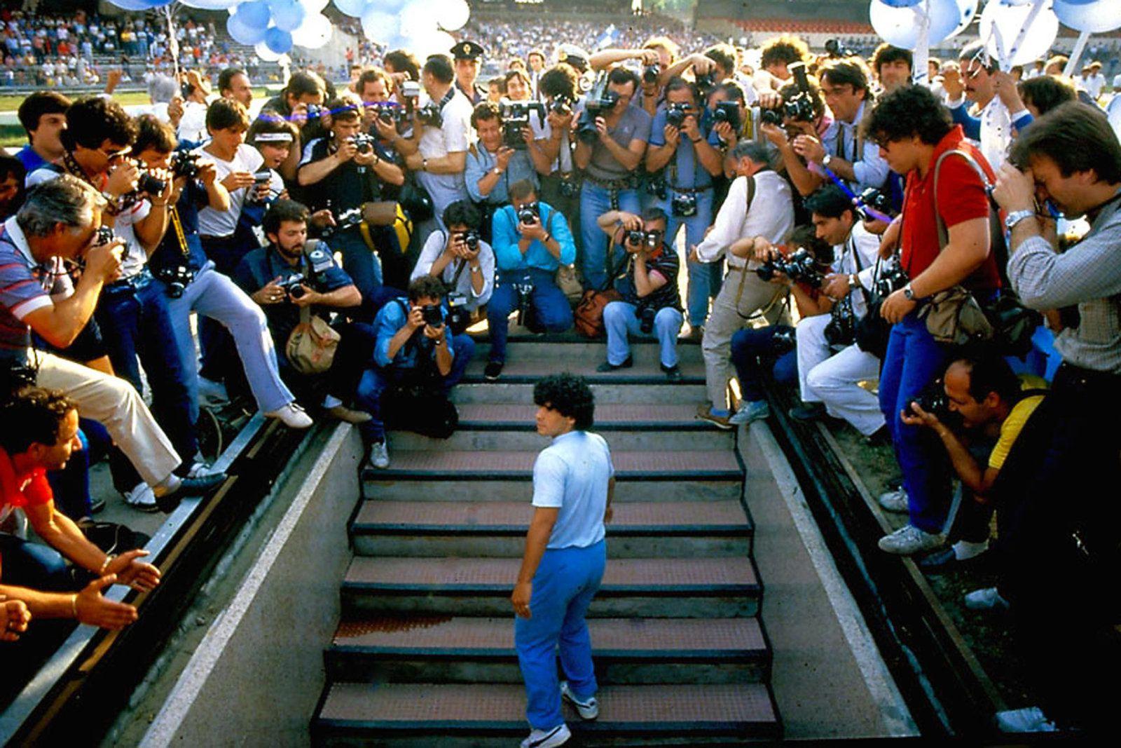 Diego Maradona - Documentaire de Asif Kapadia - Extrait 1 - Hors Compétition au Festival de Cannes 2019