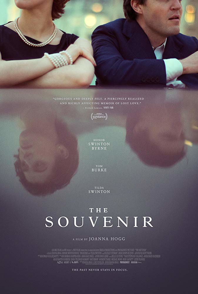 The souvenir (BANDE-ANNONCE) avec Tilda Swinton, Richard Ayoade, Tom Burke