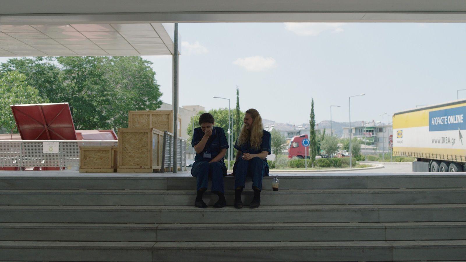 HER JOB (BANDE-ANNONCE) de Nikos Labôt - Le 1er mai 2019 au cinéma