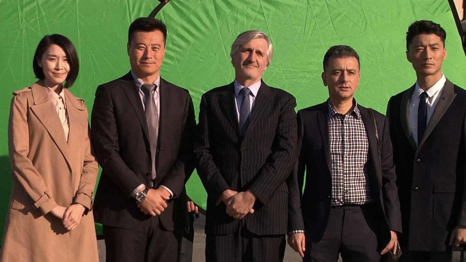 Les chinois et moi (BANDE-ANNONCE) Documentaire de Renaud Cohen - Le 15 mai 2019 au cinéma