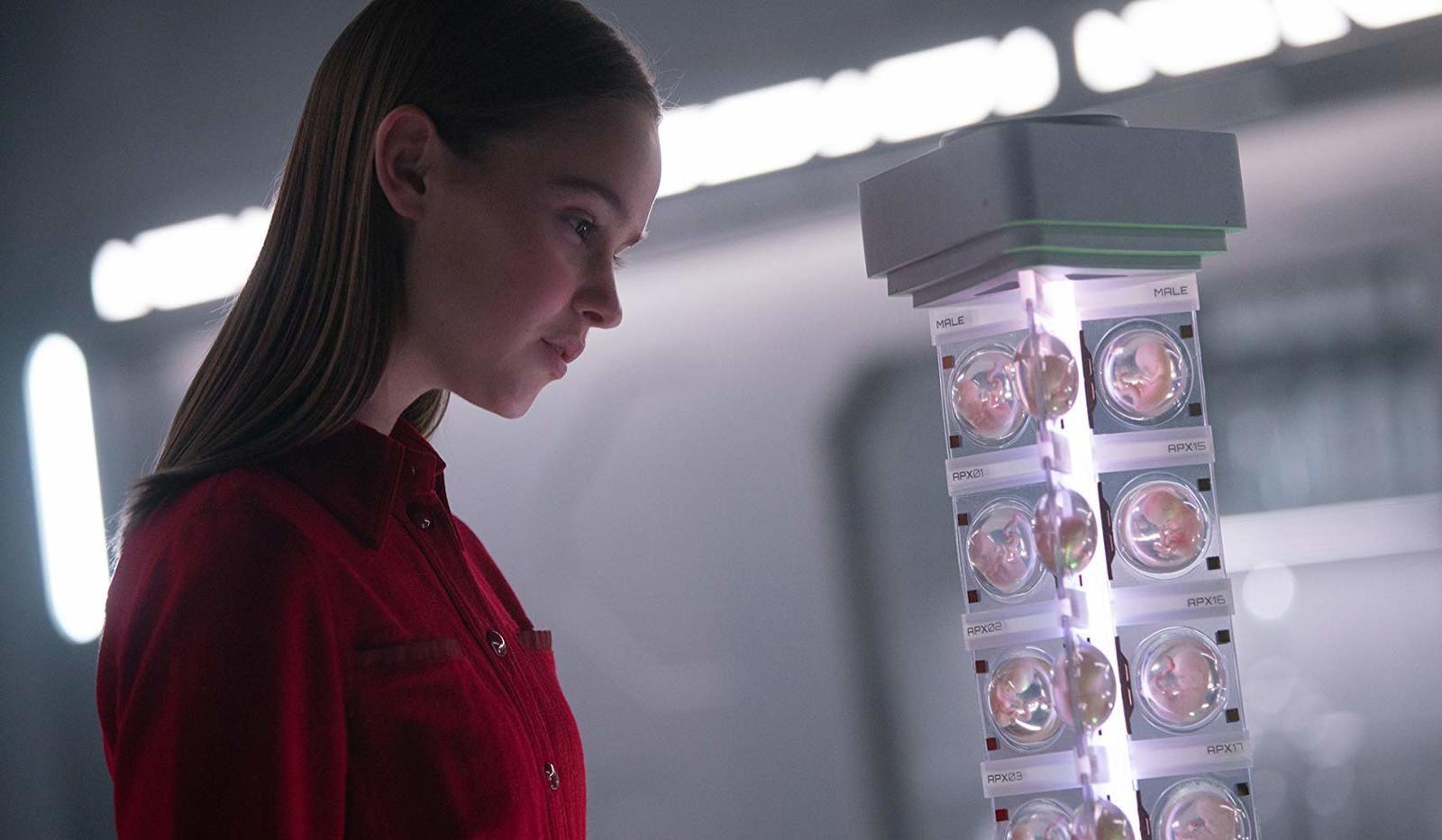 I am mother (BANDE-ANNONCE) avec Clara Rugaard, Hilary Swank, Rose Byrne sur Netflix le 7 juin 2019