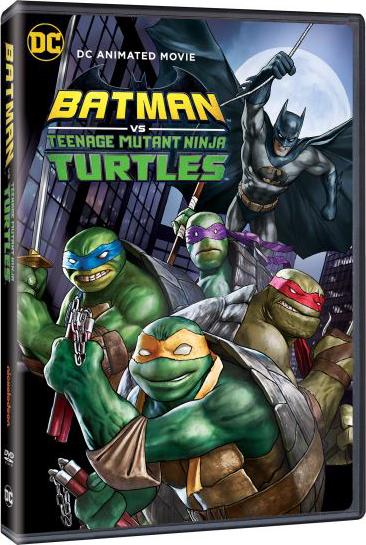 Batman Vs. Teenage Mutant Ninja Turtles (BANDE-ANNONCE) de Jake Castorena - En DVD le 19 juin 2019