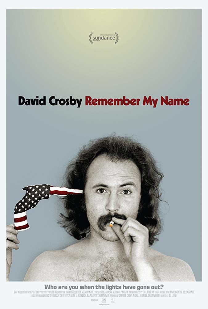 David Crosby : Remember my name (BANDE-ANNONCE) Documentaire de A.J. Eaton