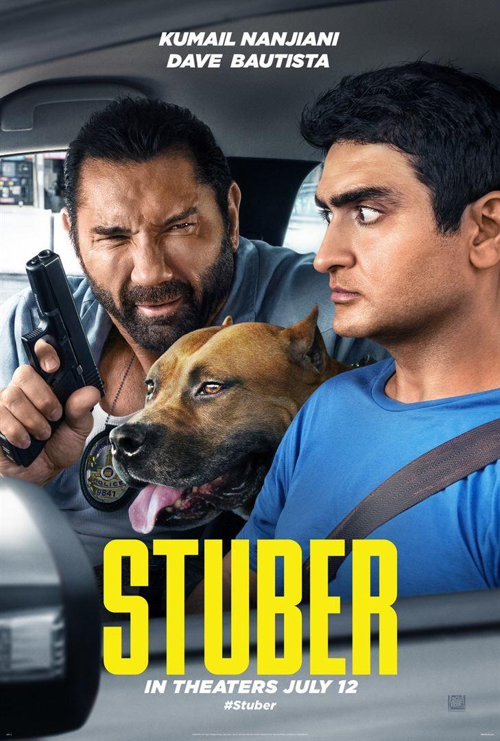 Stuber (BANDE-ANNONCE) avec Karen Gillan, Dave Bautista, Mira Sorvino - Le 10 juillet 2019 au cinéma