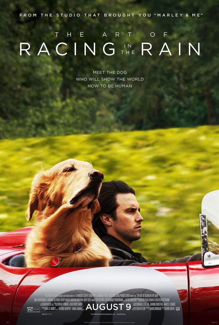 The art of racing in the rain (BANDE-ANNONCE) avec Milo Ventimiglia, Amanda Seyfried, Gary Cole - Le 27 novembre 2019 au cinéma