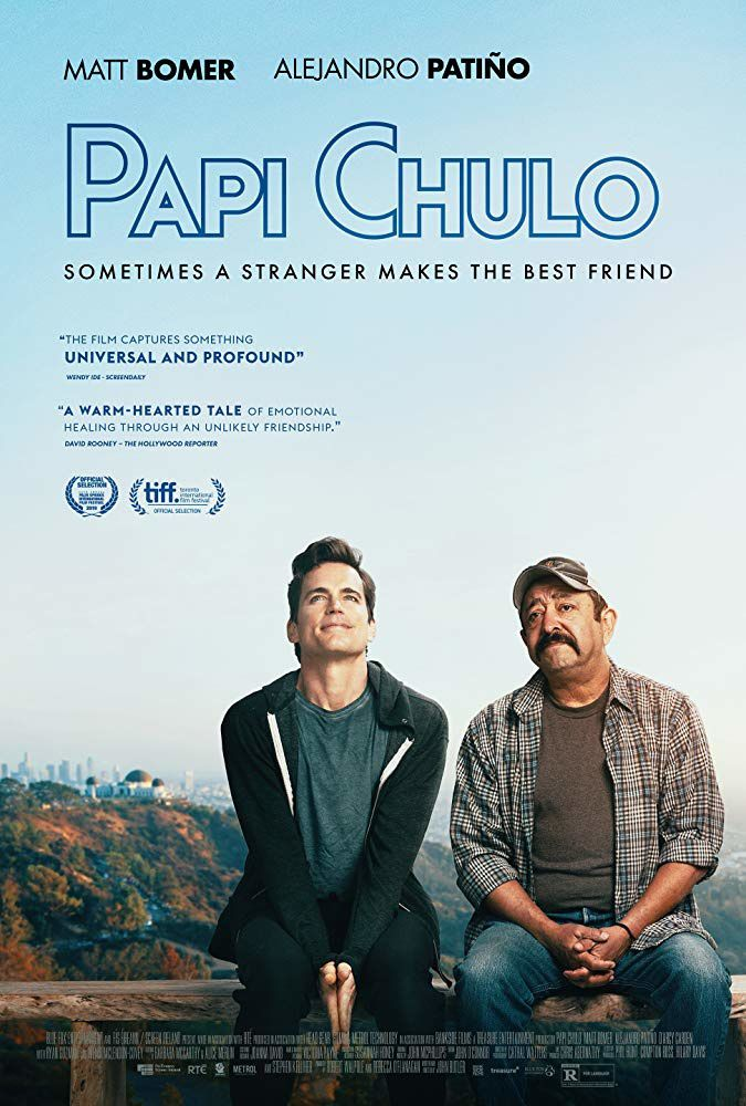 Papi Chulo (BANDE-ANNONCE) avec Matt Bomer, Alejandro Patiño, Elena Campbell-Martinez