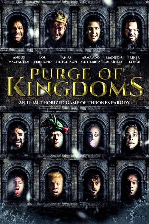Purge of Kingdoms : The Unauthorized Game of Thrones Parody (BANDE-ANNONCE) avec Lou Ferrigno, Anna Hutchison