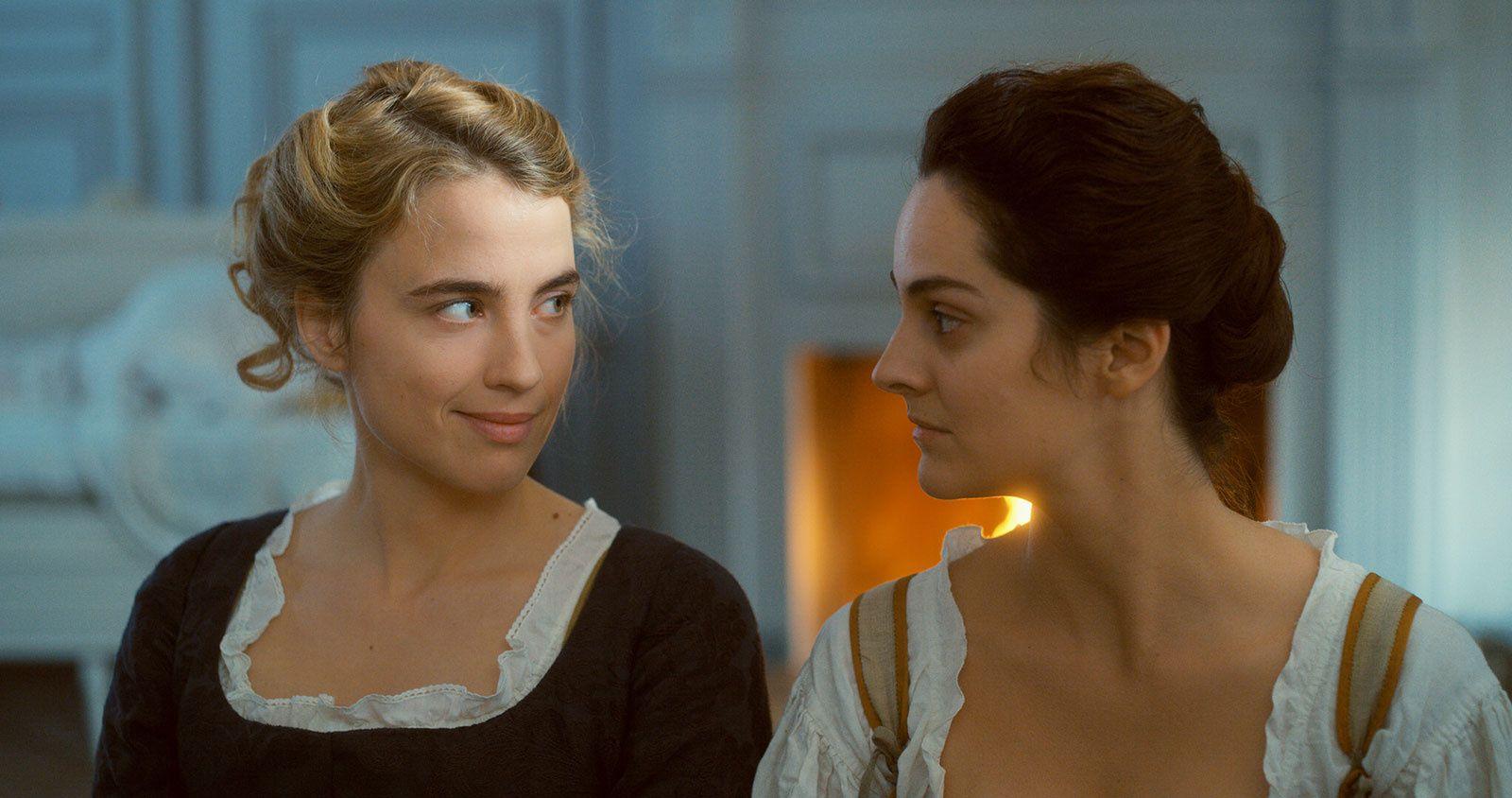 Portrait de la jeune fille en feu (BANDE-ANNONCE + 1 EXTRAIT) avec Noémie Merlant, Adèle Haenel, Valeria Golino - Le 18 septembre 2019 au cinéma