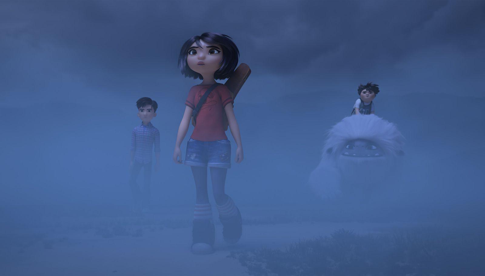 Abominable (BANDE-ANNONCE) avec les voix de Chloe Bennet, Claudia Kim - Le 23 octobre 2019 au cinéma