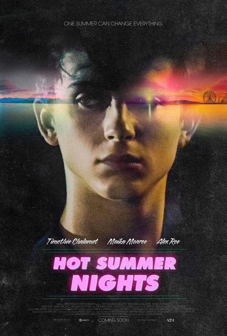 Chaudes nuits d'été (BANDE-ANNONCE) avec Timothée Chalamet, Maika Monroe - Le 30 mai 2019 en VOD