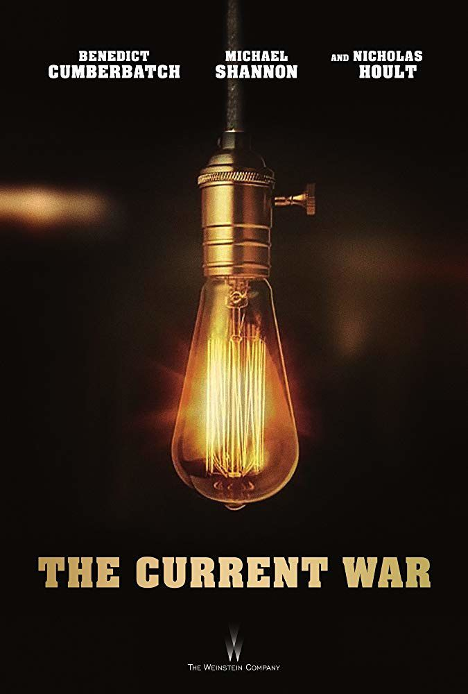 The current war (BANDE-ANNONCE) avec Tom Holland, Benedict Cumberbatch, Nicholas Hoult, Michael Shannon