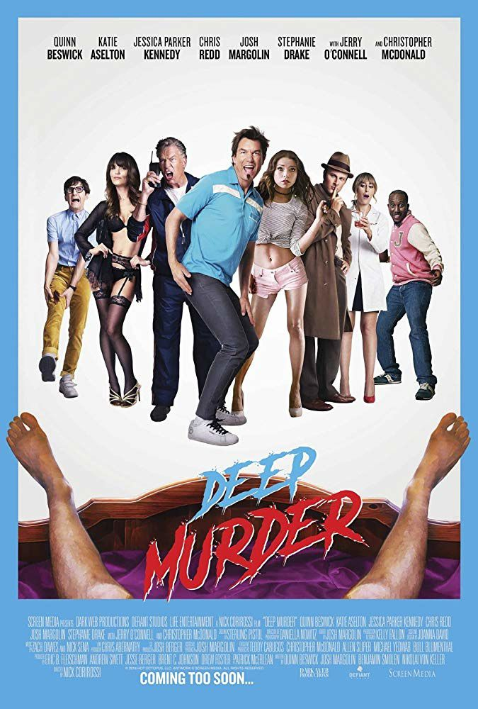 Deep Murder (BANDE-ANNONCE) avec Jessica Parker Kennedy, Jerry O'Connell, Katie Aselton