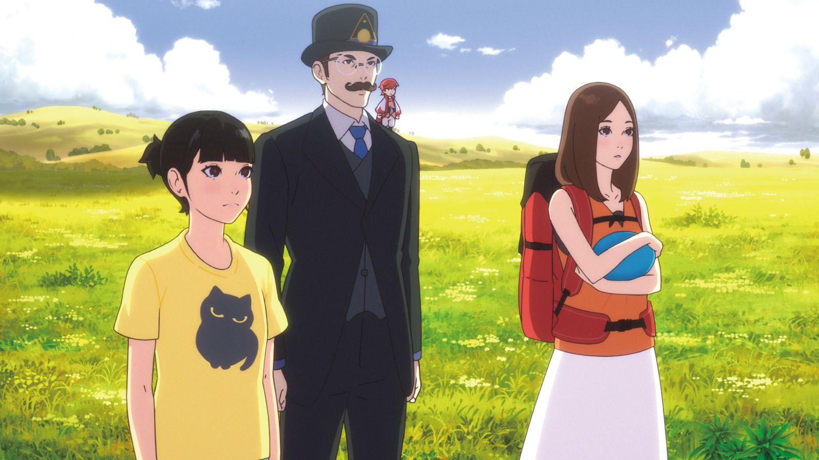 Wonderland, le royaume sans pluie (BANDE-ANNONCE) de Keiichi Hara - Le 24 juillet 2019 au cinéma