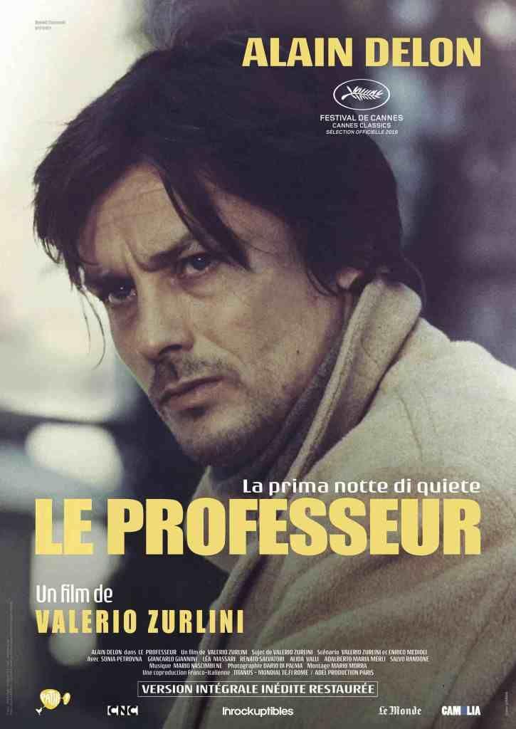 Le professeur (BANDE-ANNONCE) avec Alain Delon, Lea Massari