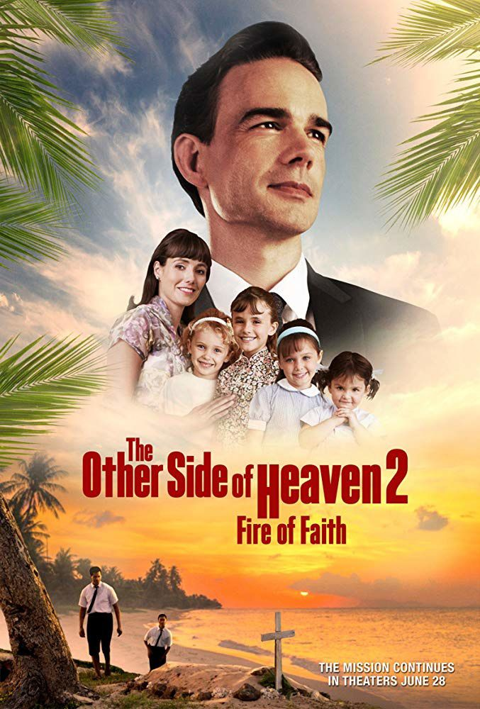 The other side of heaven 2 : Fire of faith (BANDE-ANNONCE) avec Christopher Gorham, Natalie Medlock, Joe Folau
