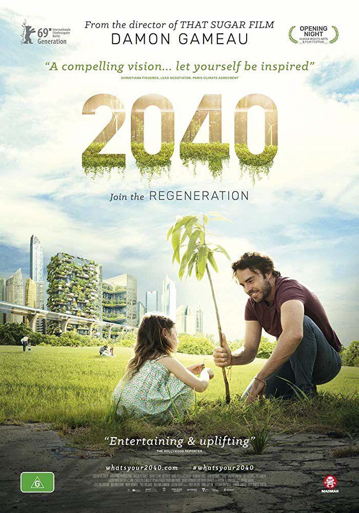 2040 (BANDE-ANNONCE) Documentaire de et avec Damon Gameau - Le 26 février 2020 au cinéma