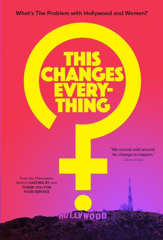 This Changes Everything (BANDE-ANNONCE) Documentaire de Tom Donahue avec Geena Davis, Meryl Streep, Chloë Grace Moretz
