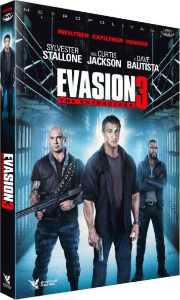Evasion 3 (BANDE-ANNONCE) avec Sylvester Stallone, Dave Bautista - En DVD le 17 juillet 2019