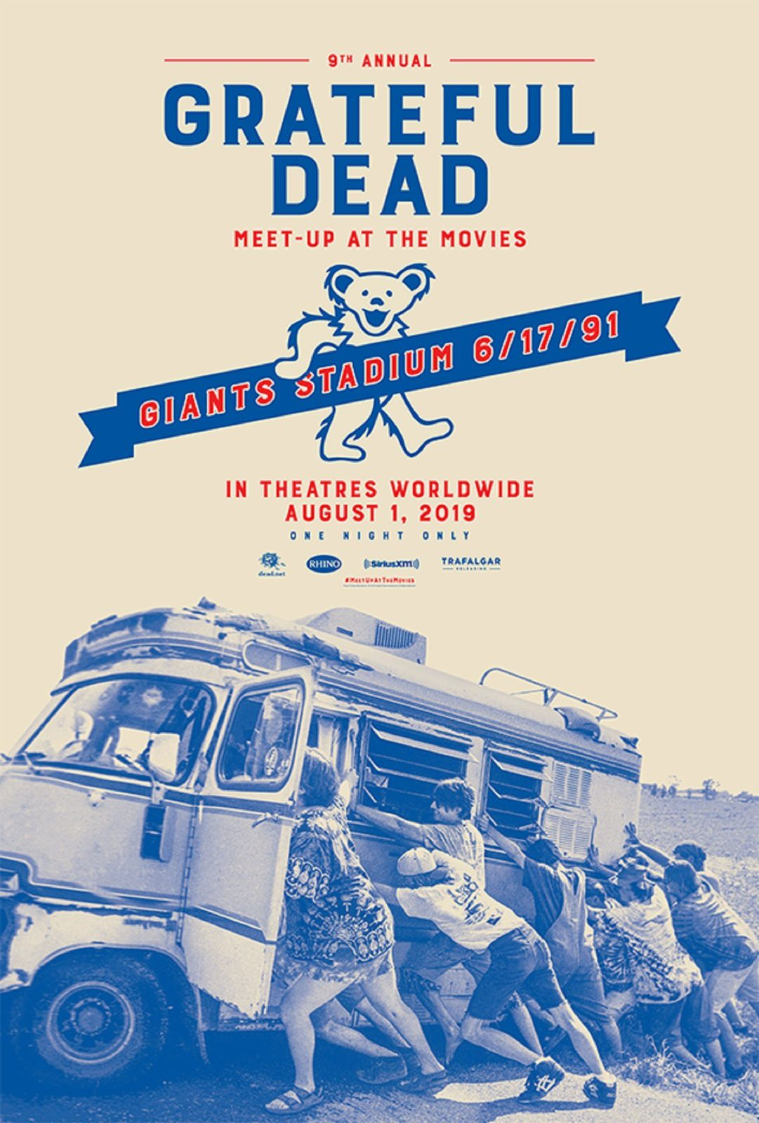 Grateful Dead - Meet Up At The Movies 2019 (BANDE-ANNONCE)