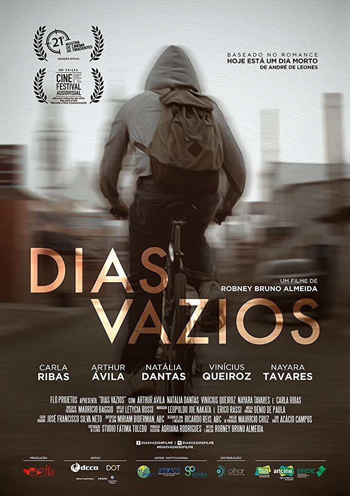 Dias Vazios (BANDE-ANNONCE) avec Arthur Avila, Natália Dantas, Vinícius Queiroz