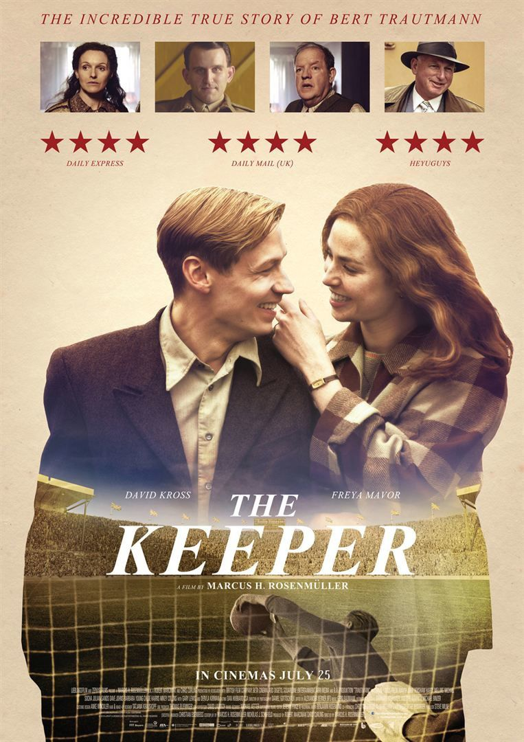 The Keeper (Trautmann) (BANDE-ANNONCE) avec David Kross, Freya Mavor, John Henshaw