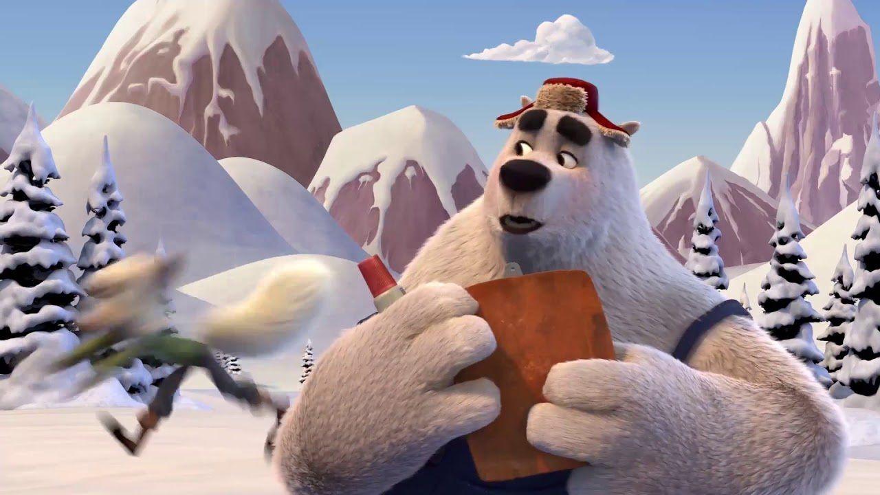 Arctic Dogs (BANDE-ANNONCE) avec Omar Sy, James Franco, Jeremy Renner, Alec Baldwin